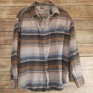 Ely Cattleman Button Down Shirt